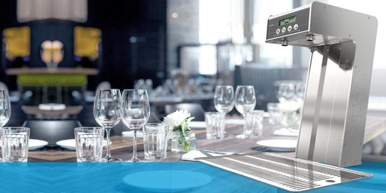Golden Italia - Trattamento acqua soluzione per la ristorazione e ricettività (ho.re.ca.)